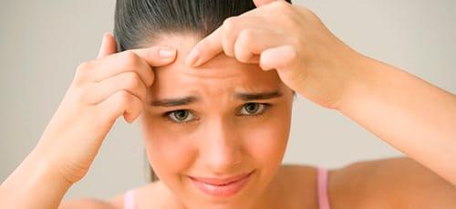 Как вывести пигментные пятно на лице