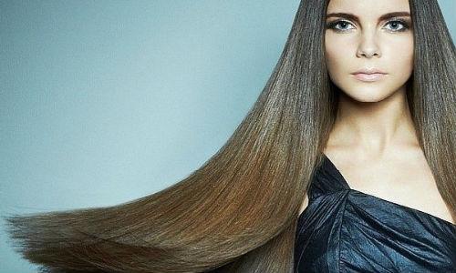 длинные и густые волосы сонник