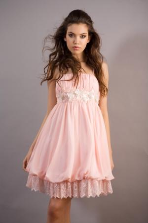 Мне приснилось розовое платье