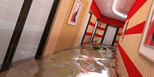 вода затопила дом сонник