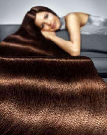 во сне волосы на полу