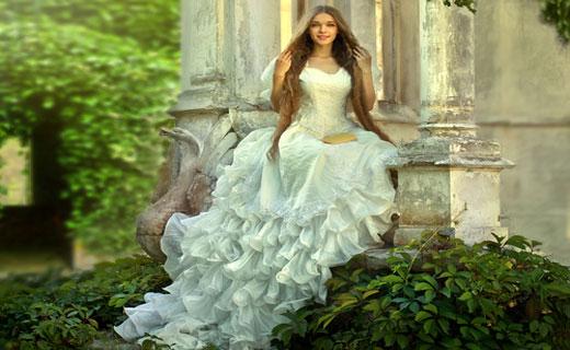 Во сне платье узкое