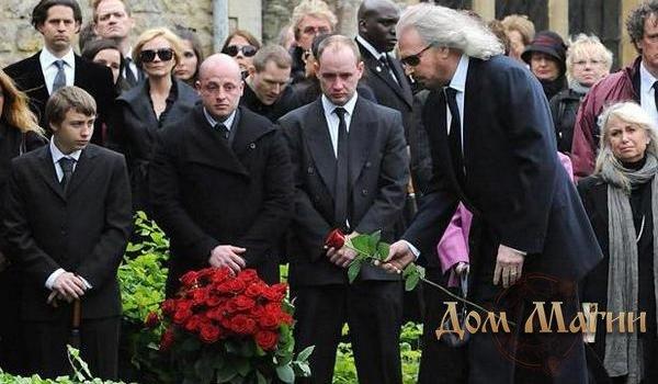 Видеть сонник фото похорон