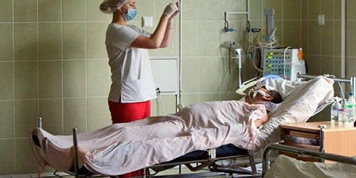 Страховка для больницы ребенку