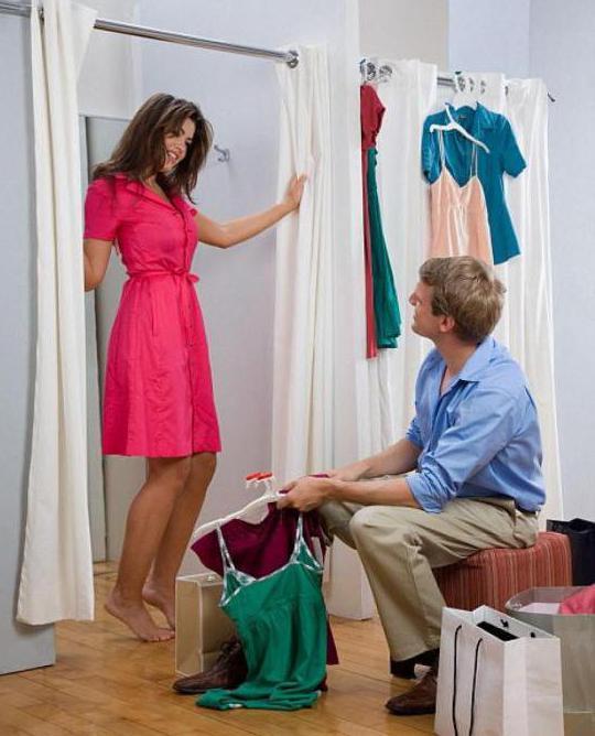 Мерить платья выбирать платье во сне