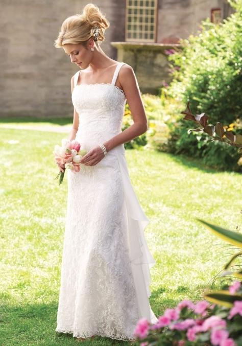 К чему снится жена в свадебном платье