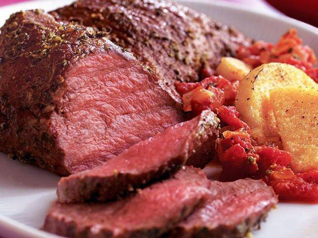 есть сонник маринованное мясо