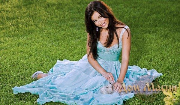Сонник новое платье голубое