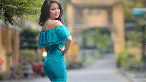 Видеть себя во сне в платье зеленом
