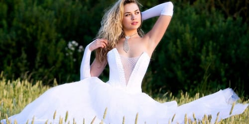 Сонник красивые платья на подруге