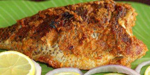 жареная снится чему к рыба и мясом